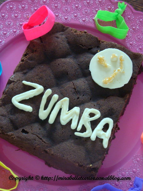 brownies zumba