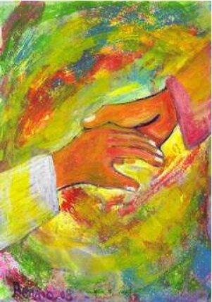 deux mains, Berna Lopez