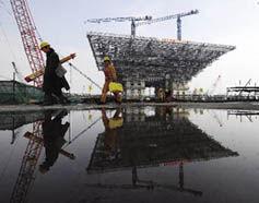 Le_chantier_du_pavillon_de_la_Chine