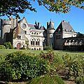 Chateau de beaurepaire - martinvast (manche)