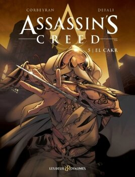 Assassin's Creed, tome 5, El Crakr