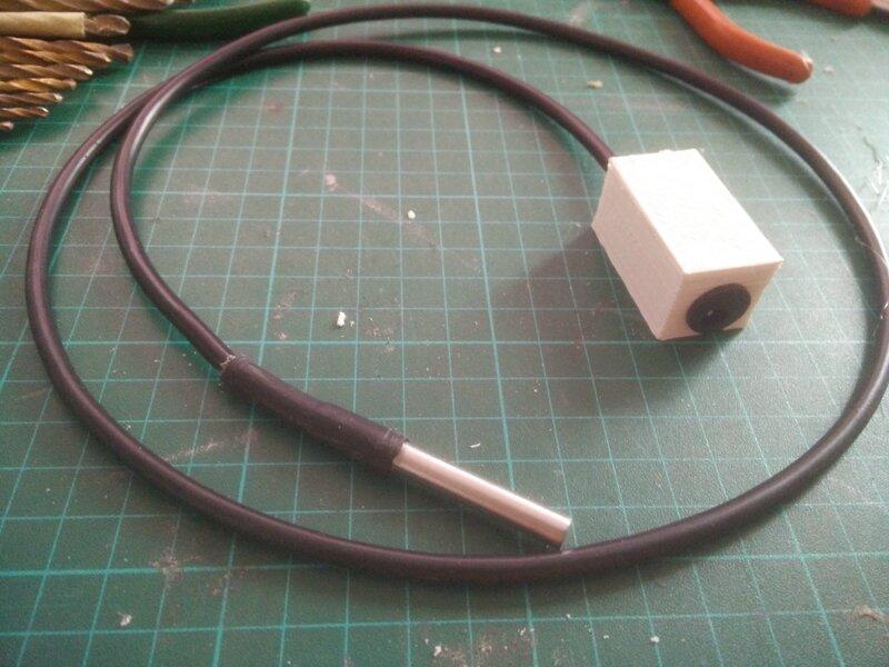 Thermom tre wifi pour piscine ou autres domotique for Domotique piscine