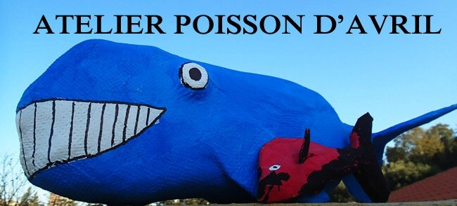 atelier poisson d'avril