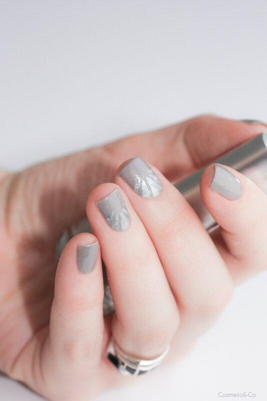 nail art gris argent cendriyon-6