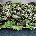Salade de boeuf thai (les larmes du tigre)
