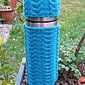 Je tricote des torsades...