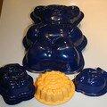 Moules pour des gâteaux rigolos