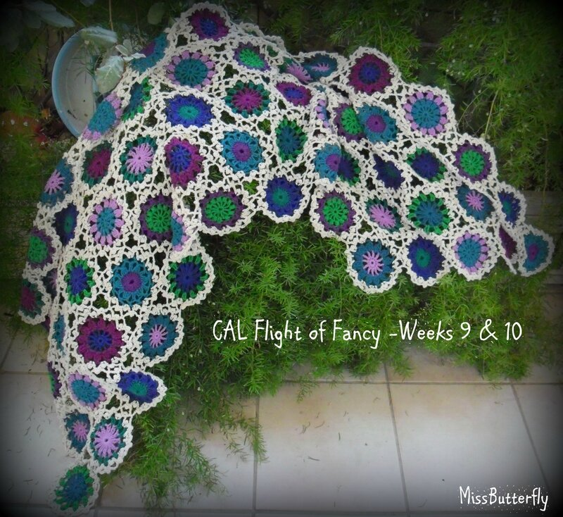 CAL Flight of Fancy -Week 9 & 10
