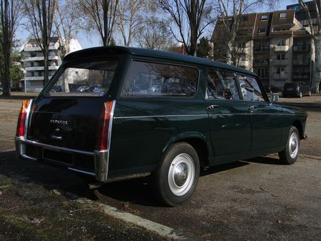 PEUGEOT 404 Break Retrorencard 2