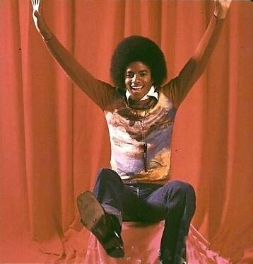 1977 - Claude Vanheye Photoshoot jackson five (5)