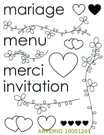 clear invitation