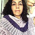 Comment rater un châle en 3 étapes - tricot