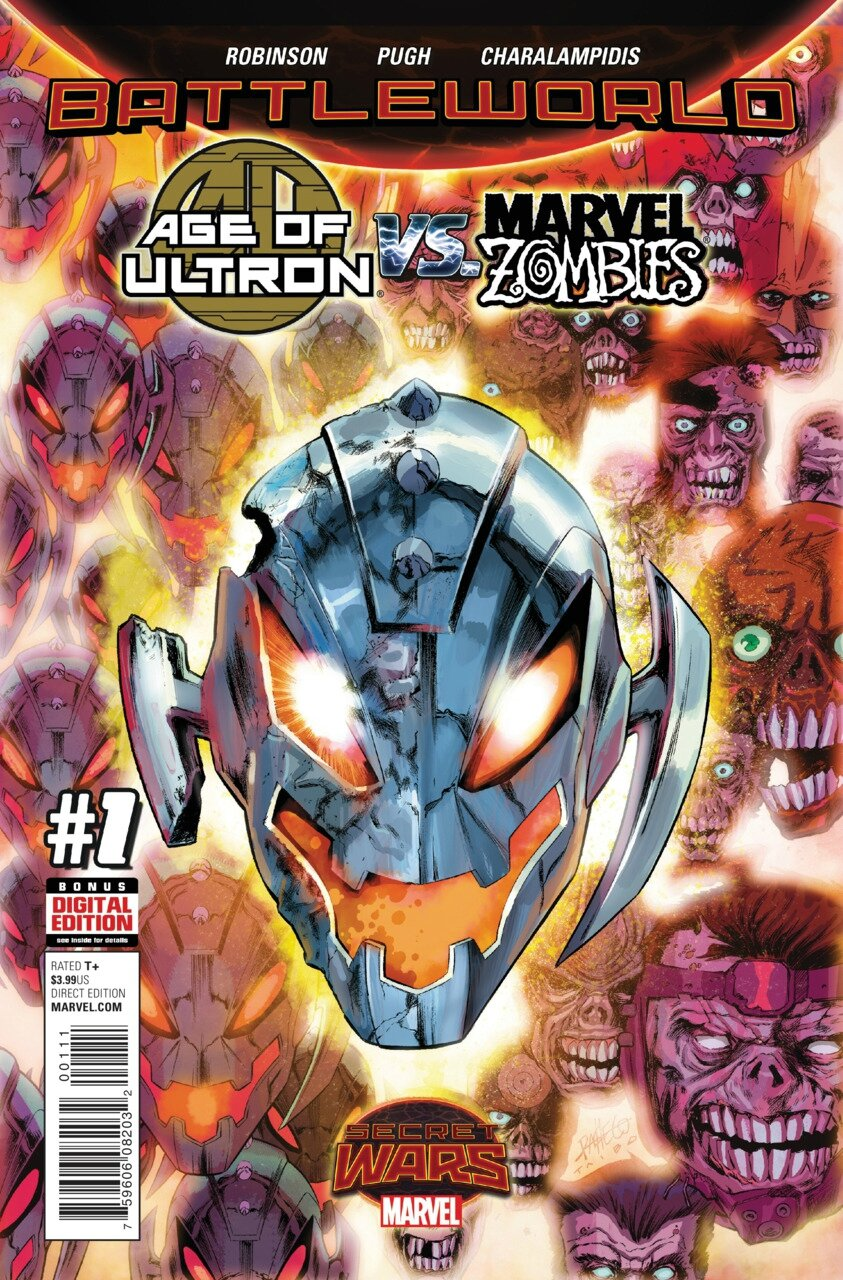 age of ultron vs marvel zombies 1