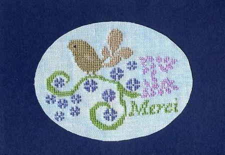 Petit oiseau message (free sur mon site perso)
