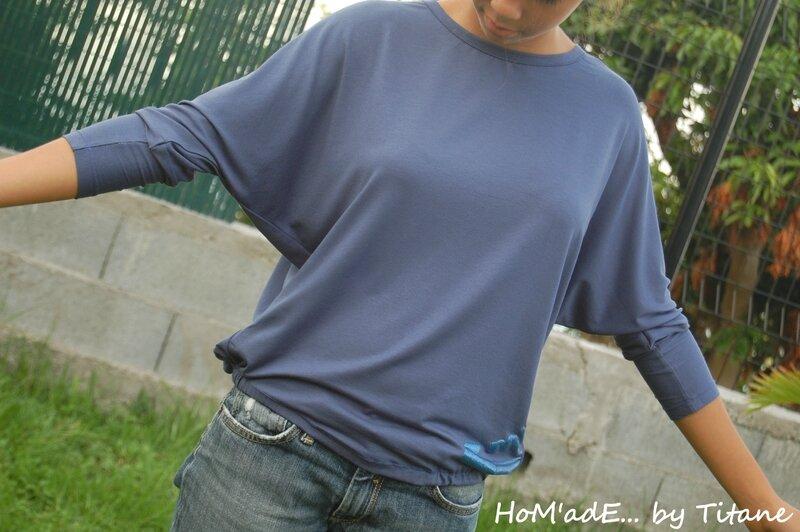 Tee-shirt Zoé 009