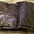 Une bible qui serait vieille de 1500 ans a été retrouvée en turquie à ankara.