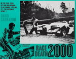 Death Race 2000 lobby card australienne 4