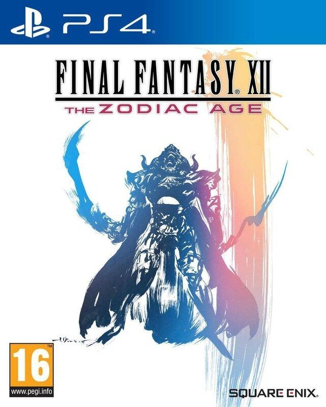 FFXII PS4