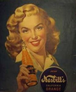 adv_Nesbitts_1946_Marilyn