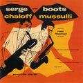 Serge Chaloff and Boots Mussulli - 1954 - Serge Chaloff and Boots Mussulli (Storyville)