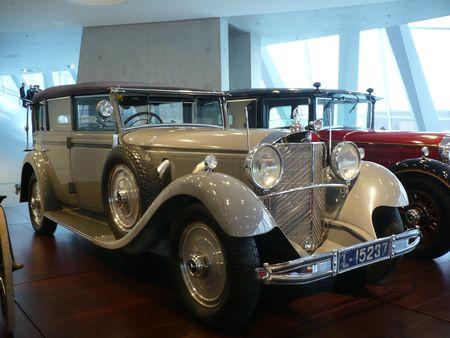 MERCEDES BENZ 770 cabriolet F 1932 Stuttgart (1)
