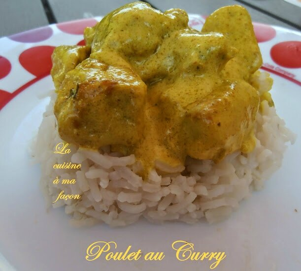 poulet curry 2