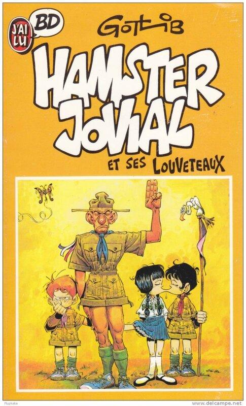 Hamster jovial