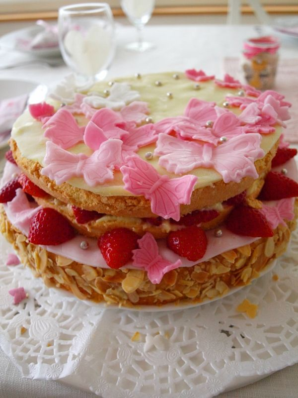gateau communion chantal sabatier