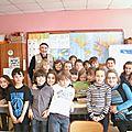 Classe de Madame Mouliets photo souvenir