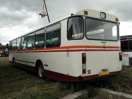 Bus MAN SUE240 1989 Fete AutoRetro Etang Ohnenheim 2009 2