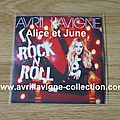 CD promotionnel Rock N Roll-version anglaise (2013)