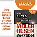 Concours audiolib : des livres audios et des téléchargements à gagner!!