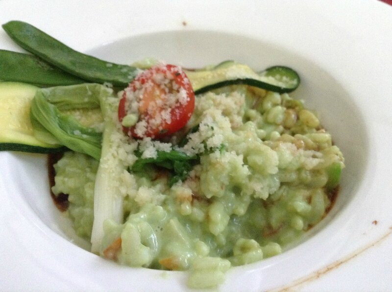 plat risotto