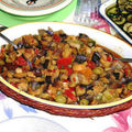 Caponata de mamie michelle