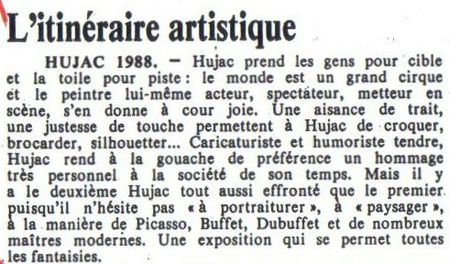 ATELIER HUJAC NAR BONNE 1442