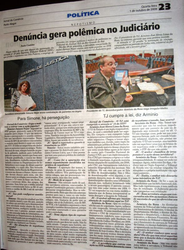 Jornal do Comrcio