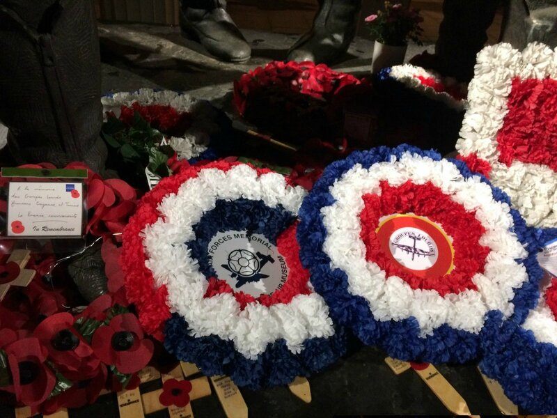 elvington BC Memorial YAM wreath 2