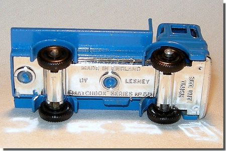 Lesney Matchbox 60 B 2
