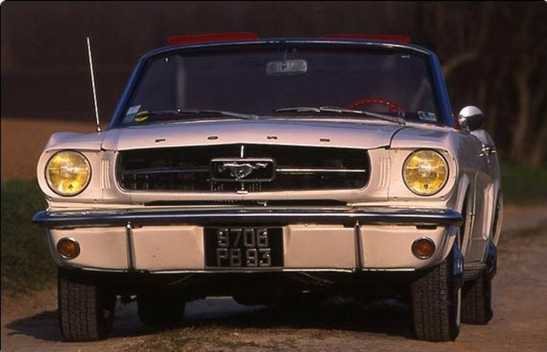 Ford Mustang - 1962