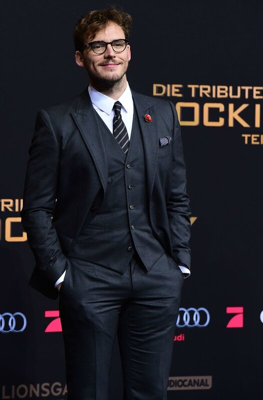 Hunger Games_Mockingjay Part 2 - Berlin Premiere 10