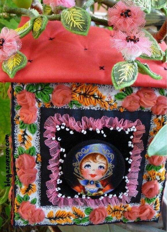 art textil box zonzon