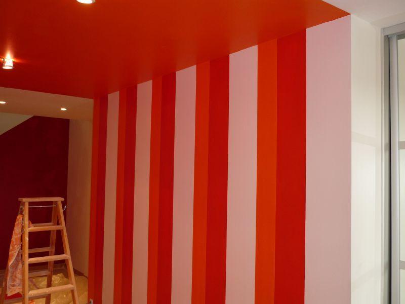 D co d 39 un hall d 39 entr e des couleurs vitamin es carnet de couleurs - Couleur peinture entree ...