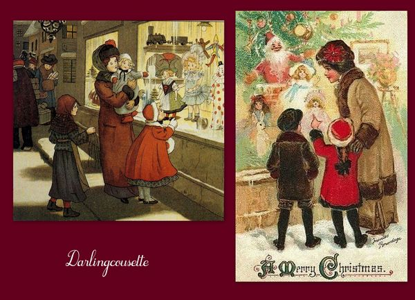 victorian cards