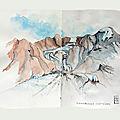 Voyage dans les alpes.(2).