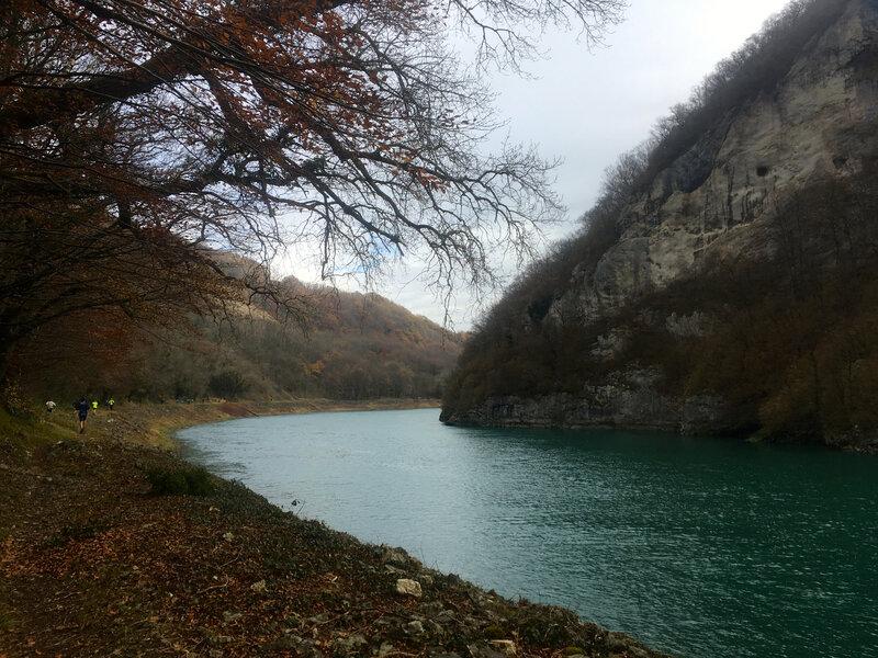En longeant le Rhône