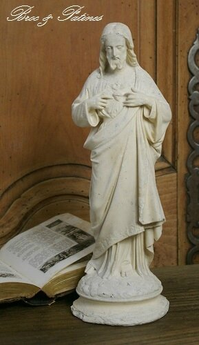 statue sacre coeur