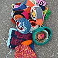 Yarn bombing limoges