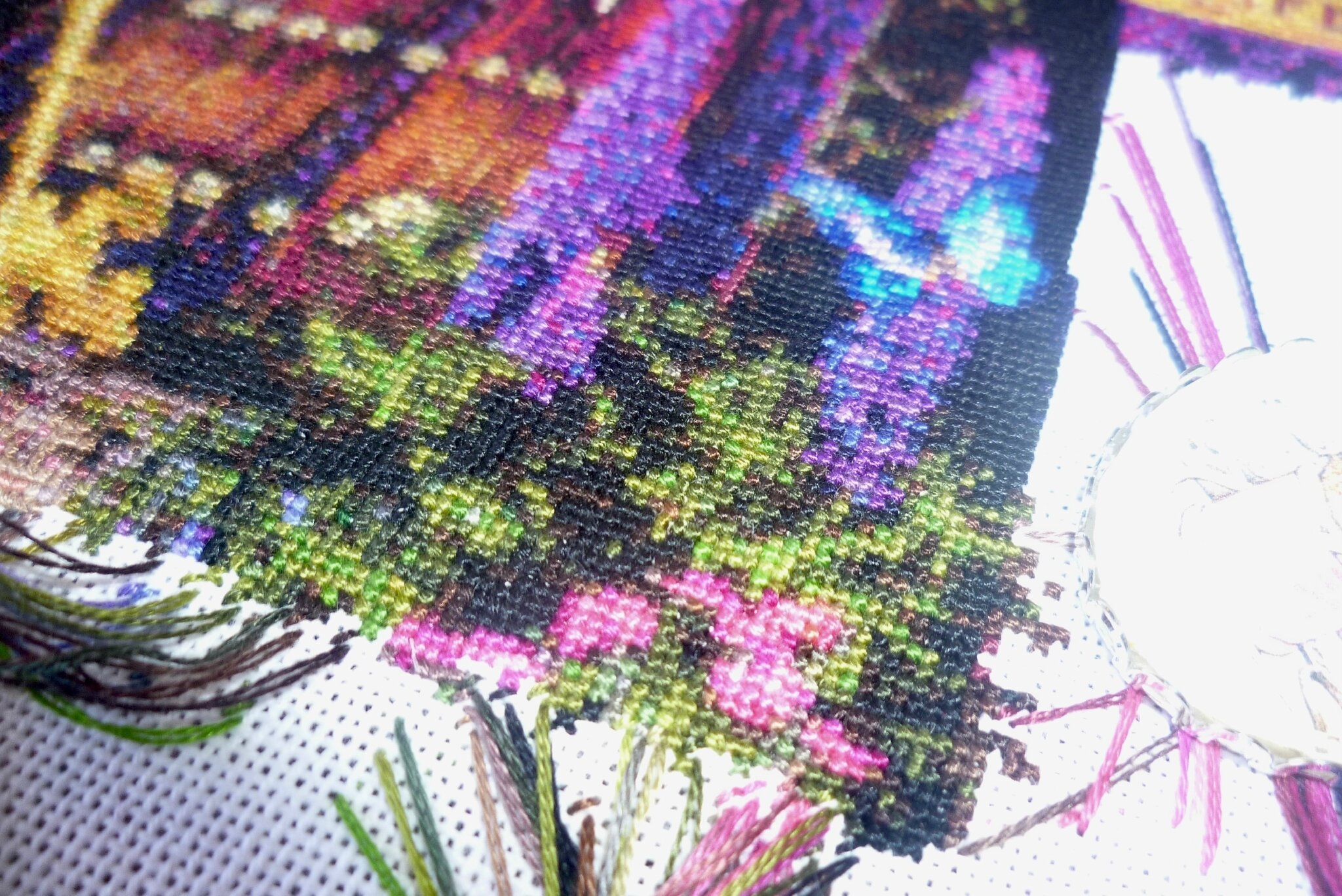 A Stitch In Time : 5 pages et demi