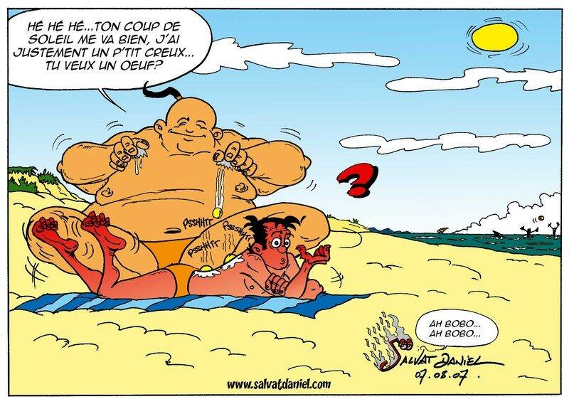 Coup de soleil - J ai attrape un coup de soleil richard cocciante ...