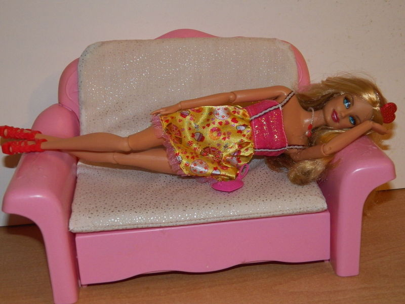 barbie fashionistas:Cutie
